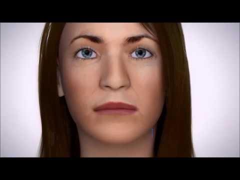 La decolorazione di maschera per pelle di faccia