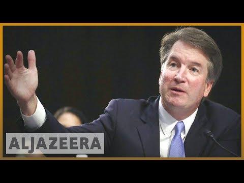 🇺🇸 Calls grow to delay Kavanaugh vote amid sex assault allegations | Al Jazeera English