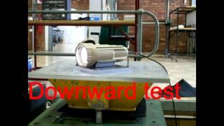 Mil-STD-810 Shock Test Performed On The Megaray