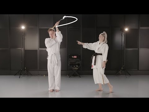 Karate With Anne Marie Episode 5 Olly Murs