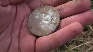 Чуть не окупил металлоискатель! Поиск на урочище,  Раскопки по старине  gagarin и металлоискатель