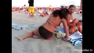 Пьяные девушки! |  Лучшие Прикольные Видео c девками |  Смешное Видео c девушками за  Январь 2017