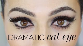 Sophia Loren Inspired Cat Eye Tutorial | Eye Makeup Tutorial | Teni Panosian