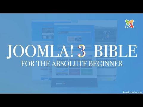 [100% Free 2021] Joomla! 3 Complete Bible For Beginners ...