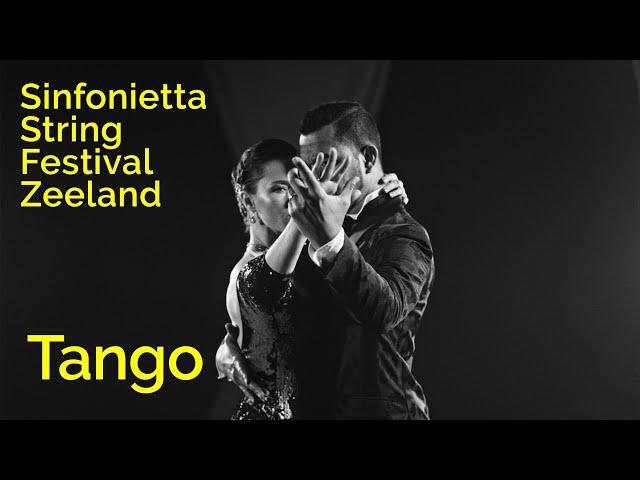 Sinfonietta – Tango (Piazzolla's Vier Seizoenen van Buenos Aires)