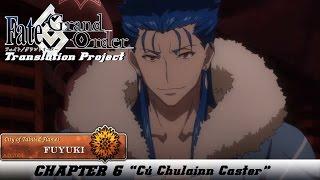 Cu Chulainn  - (Fate/Grand Order) - Fate/Grand Order English - Fuyuki Chapter 6 - Cú Chulainn Caster