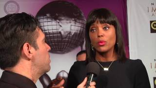 Aisha Tyler on Hollywood Social Lounge