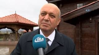 """800 Yıllık """"Süleyman Mührü"""" İşlemeli Kapı Bu Köyde"""