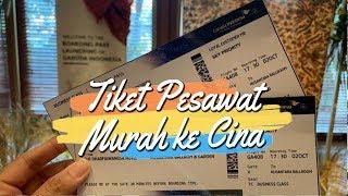 5 Tiket Murah ke China, Garuda Indonesia Layani Rute Jakarta-Hong Kong Tarif Mulai Rp 3,7 Juta