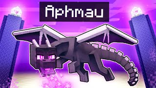 Aphmau Is The ENDER DRAGON In Minecraft!