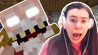 Minecraft: THE SCARIEST OLD MAN!!! - Custom Map