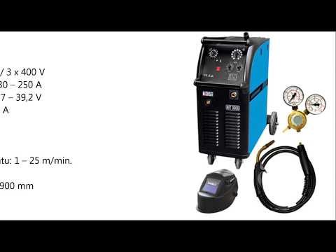 Tipy na svářecí stroje