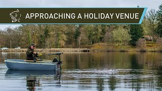 CARP FISHING   Approaching A Holiday Venue With Steve Briggs