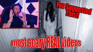 5 OF THE MOST REAL SCARY VIDEOS – YOU GUYS ASKED ME TO CHECK OUT NUKE'S TOP 5