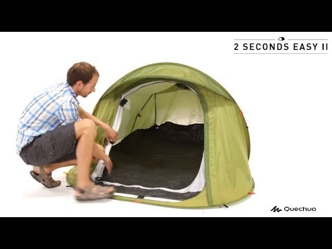Quechua - Tenda 2 Seconds Easy II