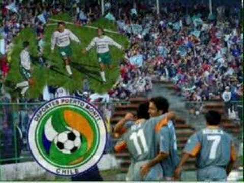 """""""Deportes Puerto Montt"""" Barra: Los del Sur • Club: Deportes Puerto Montt"""