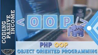 PHP OOP Tutorial - Object Oriented Programming [Part 1]