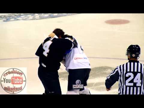 Hubert Poulin vs Gaby Roch