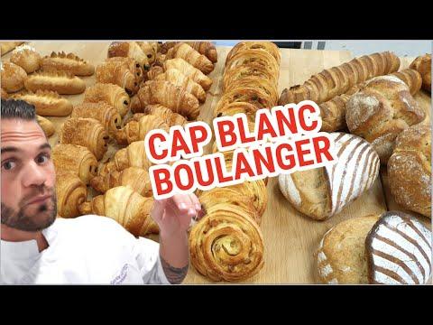 CAP BOULANGER (examens Blanc)