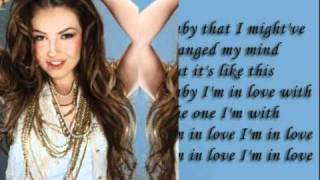 Thalia - Baby_ I'm In Love.wmv