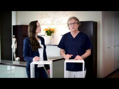 Wie die Brüste ohne Operationen zu verringern