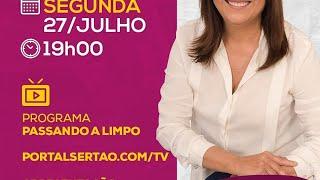 Programa Passando a Limpo, com Francisco Hernandez - AO VIVO