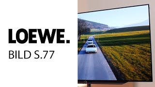 LOEWE Bild S.77 | UHD | OLED | Produktvorstellung