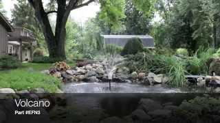 Mag Drive Fountain Nozzles