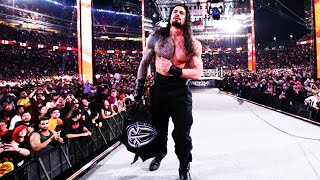 Roman Reigns Vs Brock Lesnar/Épico