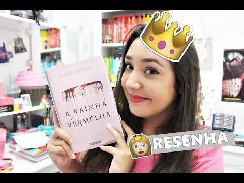 A RAINHA VERMELHA | Amiga da Leitora