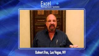 Robert Fox, in Las Vegas said Dale is a valuation expert to get you the max value for your business
