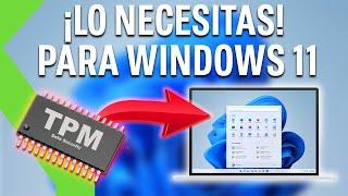 CHIP TPM 2.0 OBLIGATORIO en Windows 11: QUÉ ES y CÓMO SABER si tu PC LO TIENE