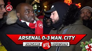 Arsenal 0-3 Man City | What Are The Kroenke's Doing For This Club (DT)