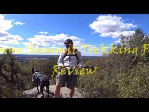 Alpine Summit Trekking Pole Review