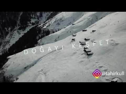 Αυτές είναι οι χιονισμένες Ποντικές Άλπεις και κόβουν την ανάσα