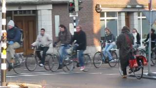 Round The Clock Cycling In The Netherlands
