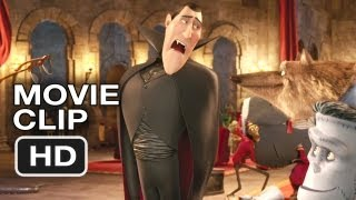"Hotel Transylvania - ""Hold This Bacon"" Clip HD (2012)"