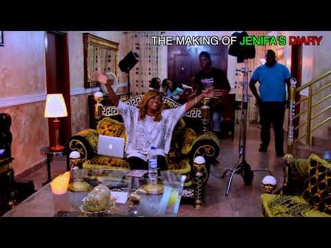 Jenifa's diary Season 11 DAY 7 MAKING - Watch Full videos SceneOneTV App/www.sceneone.tv