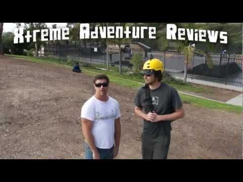 XAR Charles Lewis Skate Park Review