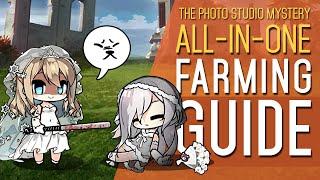 MDR  - (Girls' Frontline) - Girls' Frontline | White Day 2020 All In One Farm Guide