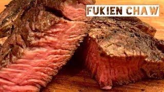 Perfect Pan-Seared Ribeye Steak / Steakhouse Ribeye Steak at Home / Panfried Steak