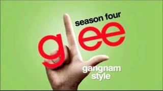 GLEE FULL PERFORMANCE (GANGNAM STYLE) HD