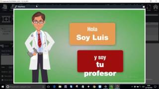 01    CURSO EXPLAINDIO VIDEO CREATOR 3     TUTORIAL Nº 1   HD   ESPAÑOL