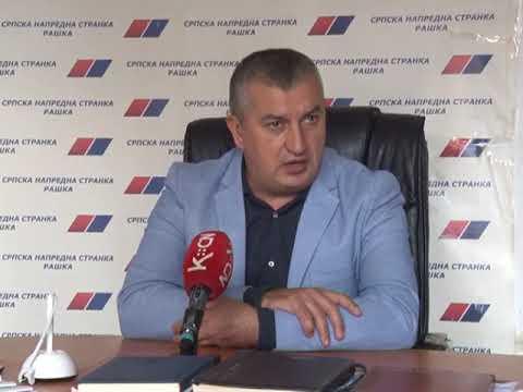 OO SNS Raska   Radenko Cvetic