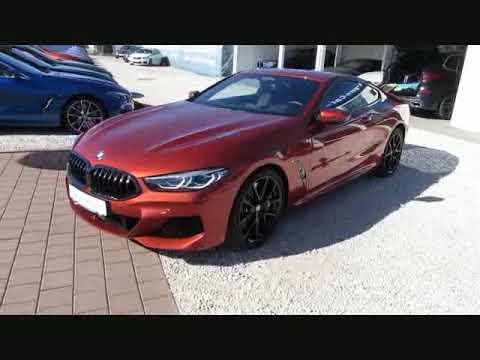 Video BMW 840d xD MSport Sitzlüft.Standhz.LaserL.NightVi