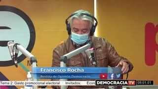 Revista de Opinión Democracia: Gasto promocional electoral