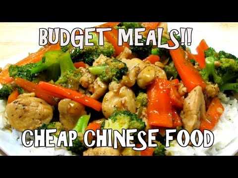 Chinese Style Chicken with Broccoli - BUDGET MEALS EATING GOOD CHEAP!! - The Wolfe Pit