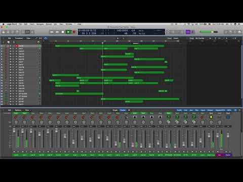 Logic Pro X - Epic Music by Phong Vang