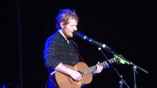 Ed Sheeran - Forever @ Forest Hills, New York 28/05/15