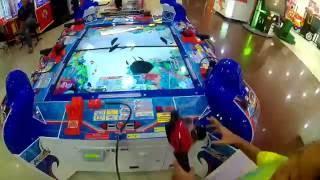 Main Video Game Mancing Ace Angler di Timezone. Main Ding Dong Seru